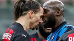 Milan Derby: Ibrahimovic and Lukaku square off; Referee injured