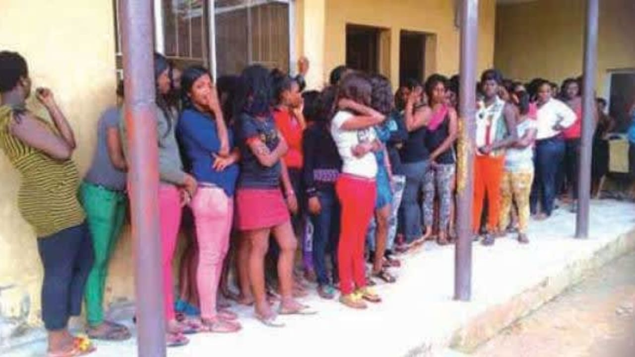 85% of Nigerian s3x workers in Europe from Edo – CLEEN Foundation