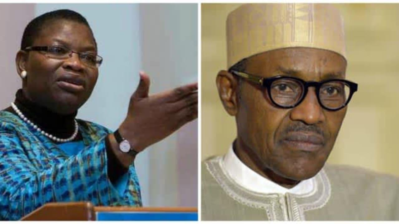Kankara: Oby Ezekwesili blasts Buhari, solicits U.S support