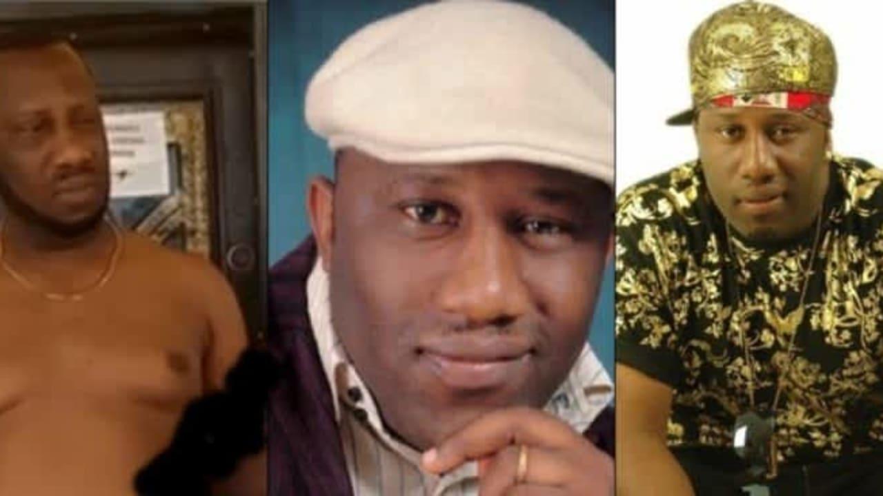 Nollywood actor Ernest Asuzu is dead