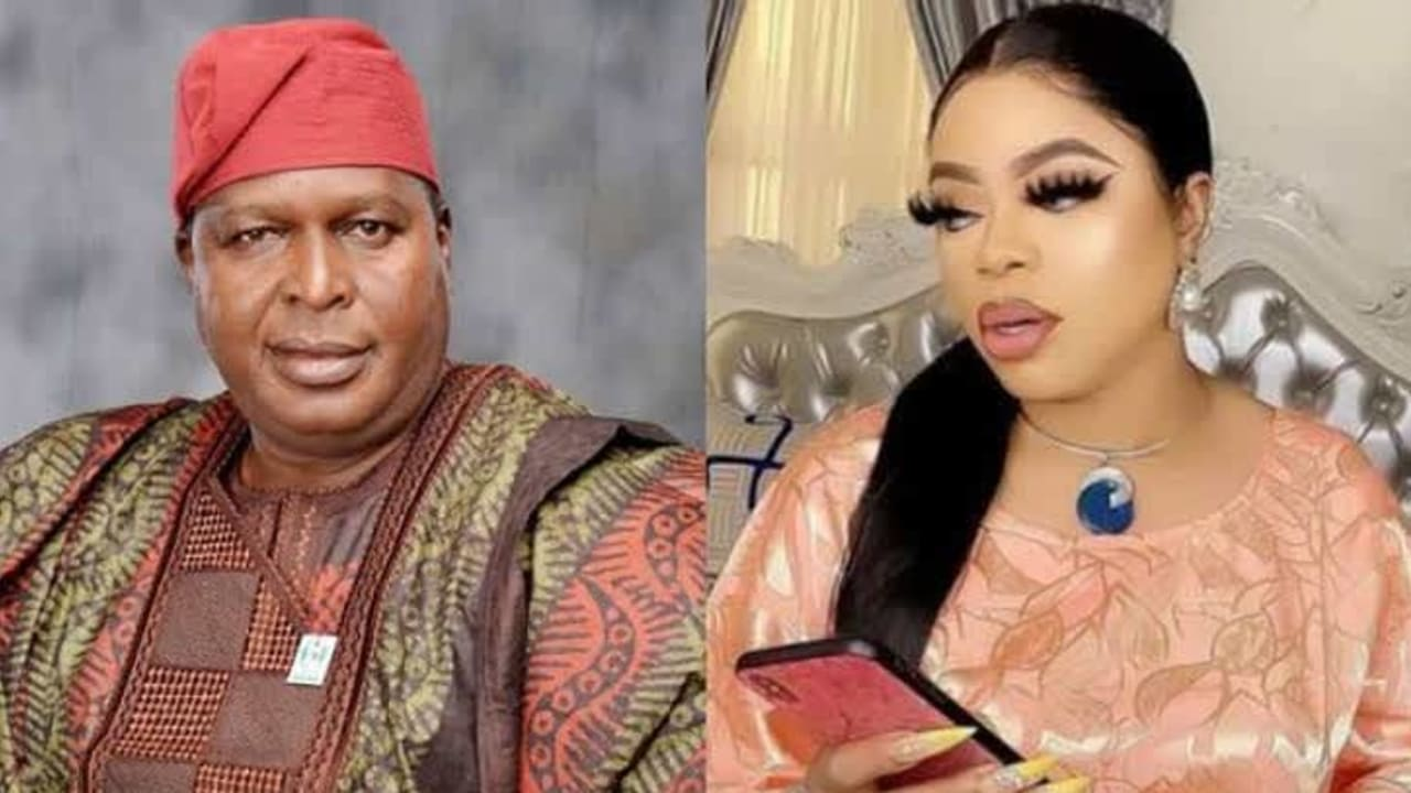 How FG stopped Bobrisky from launching Gay & LGBT community