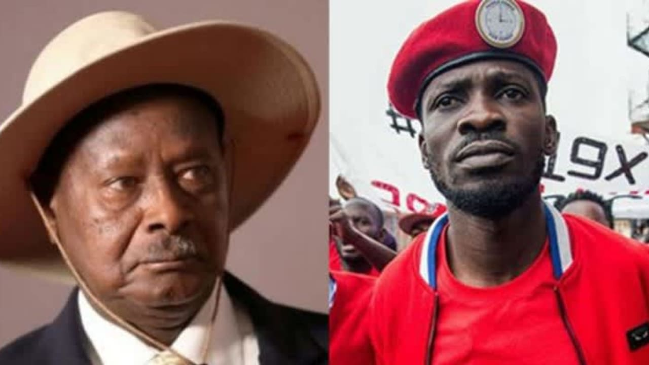 Bobi Wine withdraws case against Museveni's re-election
