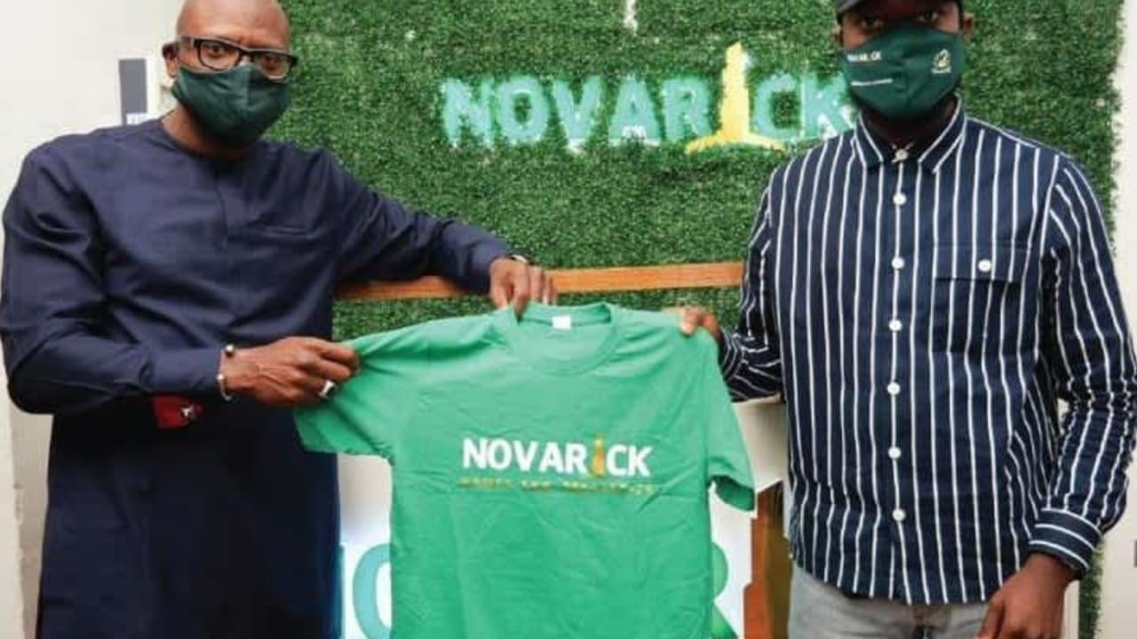 Novarick appoints Otonye Lolomari as Non-Executive Director