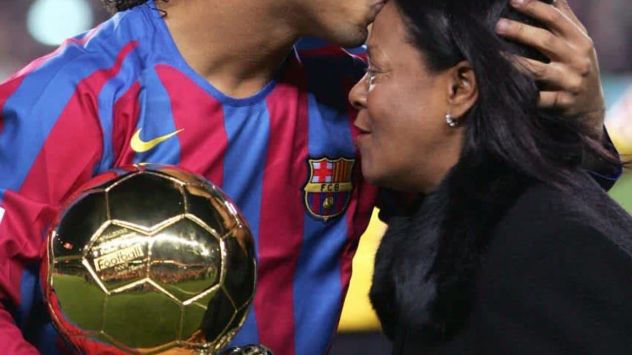 Ronaldinho loses mum to COVID-19