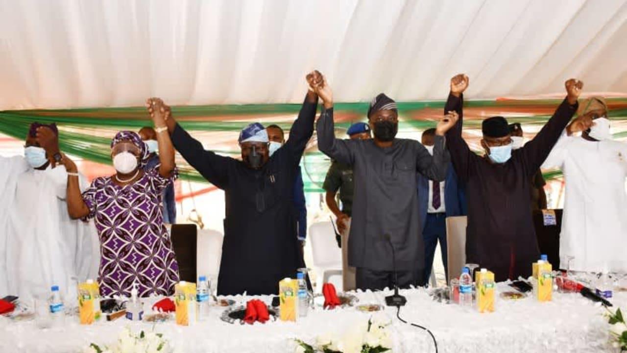 Photo News: PDP south-west caucus meet in Ibadan