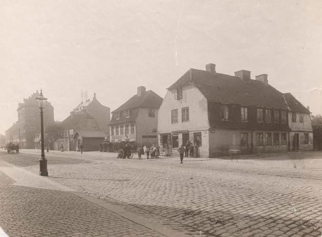 Nørrebrogade 1896