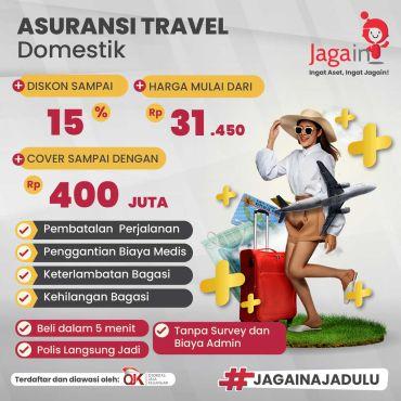 asuransi perjalanan online