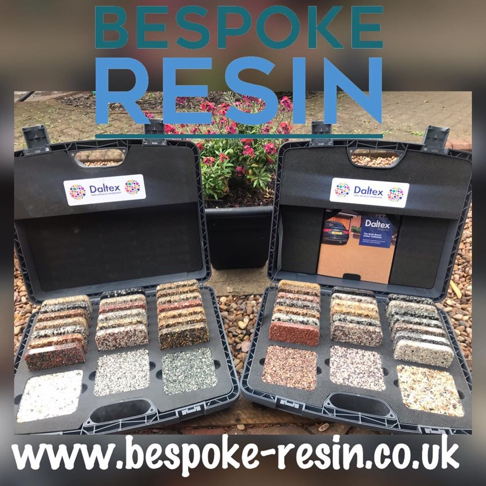 Over 45 Colours To Choose From For You New Resin Bound Driveway