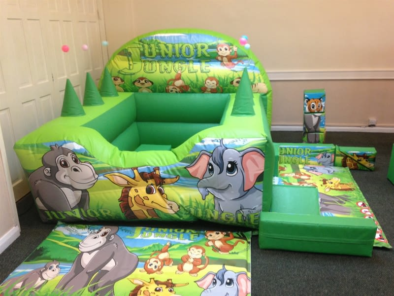 Junior Jungle Soft Play