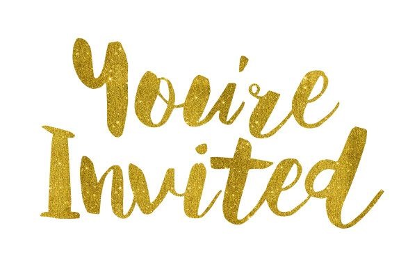 You�re Invited