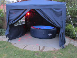 Hot Tub Hire @ Its Funtime Bourne