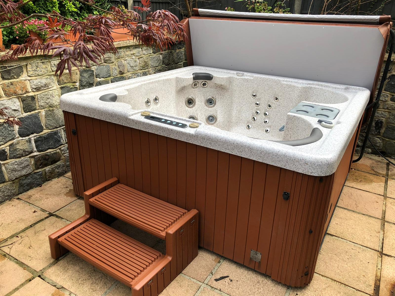 New Homes For Used Hot Tubs