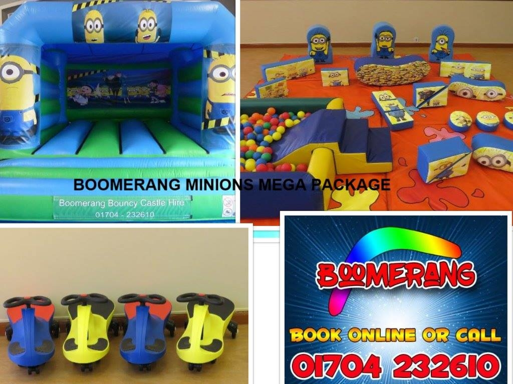 Minions Mega Package