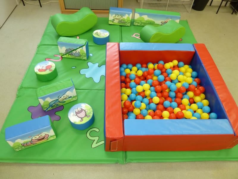 Bugs Soft Play