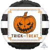 Trick Or Treat Pumpkin Balloon 18 Inch
