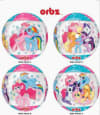 16 Inch My Little Pony Orbz - Design 2
