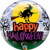 Halloween Witch 22inch Bubble Balloon
