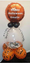 Halloween Balloon Packages