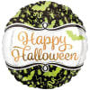 Happy Halloween Bats Balloon 18 Inch