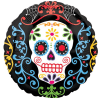 Day Of The Dead Balloon 18 Inch
