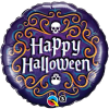 Happy Halloween Balloon 18 Inch