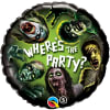 Zombie Party Balloon 18 Inch