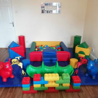 Home Soft Play Party