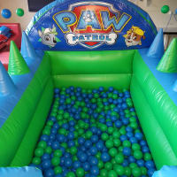 Paw Patrol Ball Pool