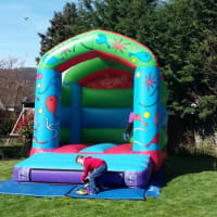Adult Party Balloon Castle