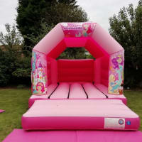Mermaid Bouncy Castle Hire