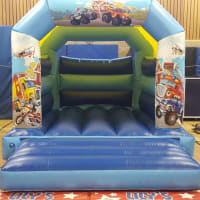 Transport Bouncy Castle