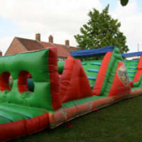 50ft X 10ft  Assault Course Jungle Book
