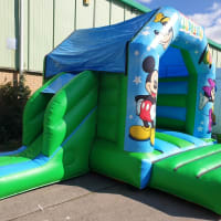 17ft X 15ft Mickey Mouse With Slide