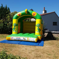 Dinosaur Bouncy Castle