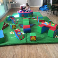 Small Bugs Soft Play Pack