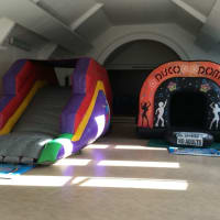 Disco Dome And Slide