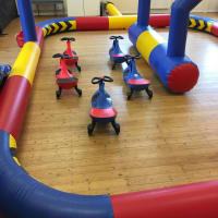 Didi Car Track, Under 5s Castle & Ball Pool