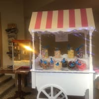 Bespoke Candy Cart
