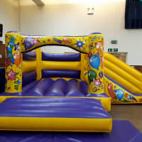 2 Hour Disco And Bouncy Castle