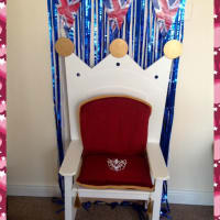 Throne Hire