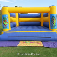 Large Turtles Bouncy Castle