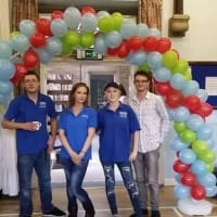 Bespoke Balloon Arches