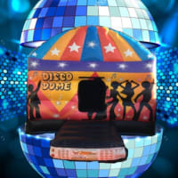 Childrens Disco Dome Medium