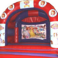 15ftx17ft Disney Sofia The 1st Castle