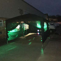 Disco Party Tents