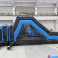 2 Part Energy Assault Course Lightning