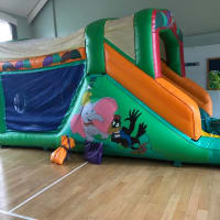 27ft Inflatable Jungle Run