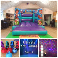 Ultimate Party Package Age 4+