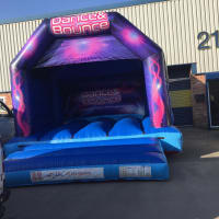 Dance And Bounce Castle