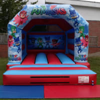 Pj Masks Bouncy Castle 13x16